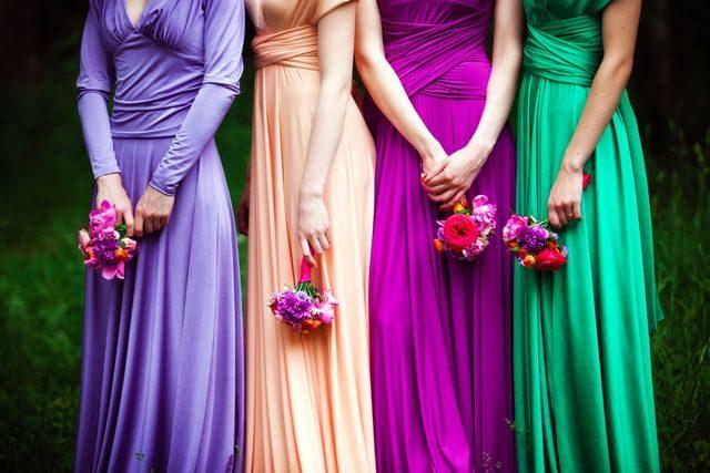 Barva Na Svatbu Jak Si Vybrat Tu Ktera Vam Prinese Stesti