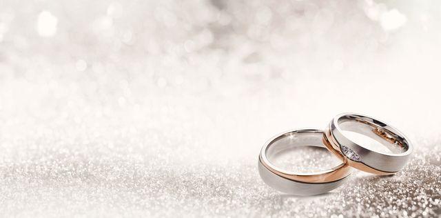 Rozdílné snubní prsteny
