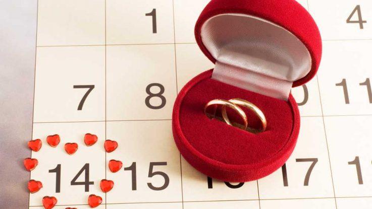 Zákonné volno na svatbu