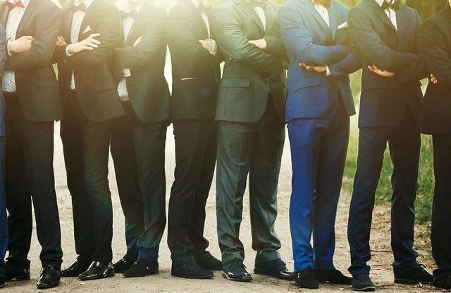 Oblek pro ženicha