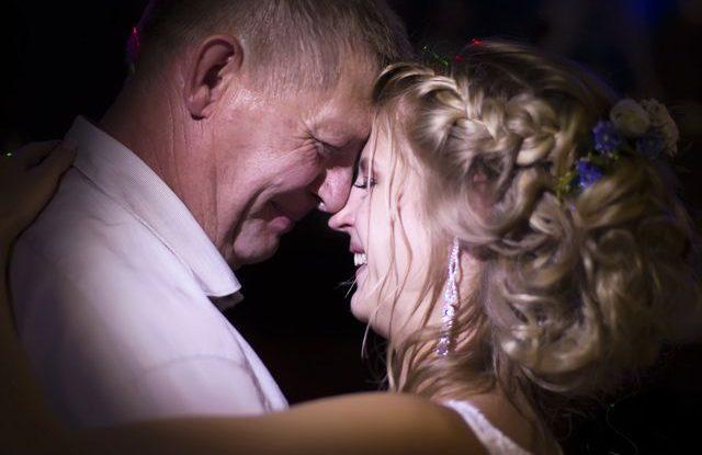 Tanec nevěsty s otcem