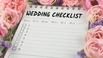 Plánování svatby krok za krokem
