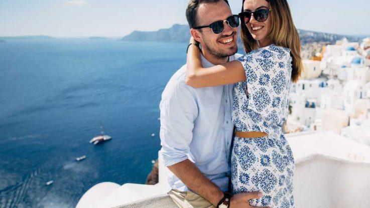 Svatební cesta do Řecka