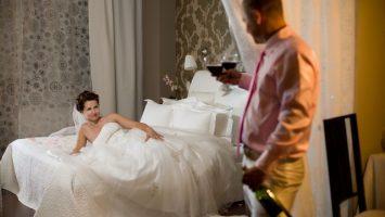 Svatební noc tradice a historie