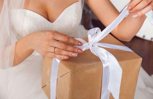Originální svatební dary pro novomanžele