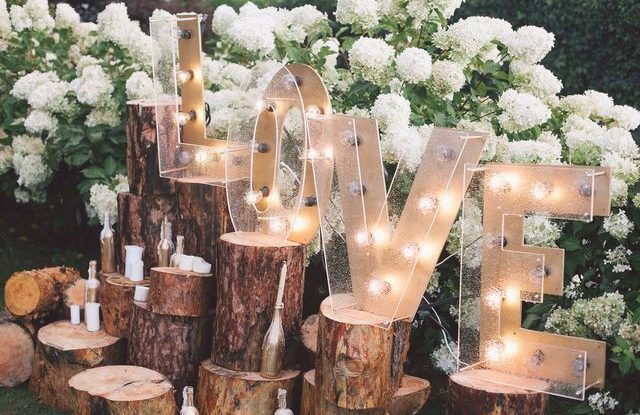 Svatebni Dekorace Ktere Vam Letos Na Svatbe Nesmi Chybet Weddingmag