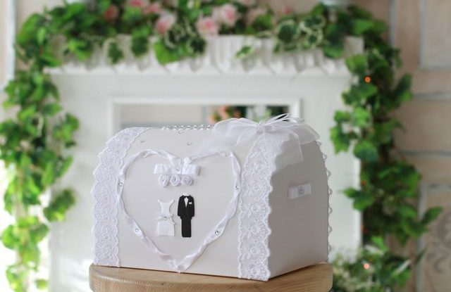 Svatební pokladnička