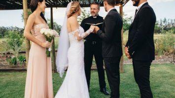 Svědek na svatbě