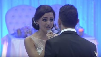 Překvapení pro ženicha