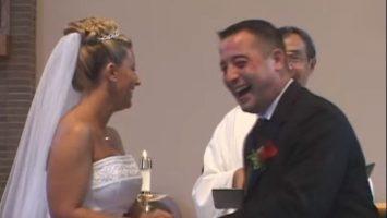 Smích na svatbě