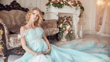 Svatba v těhotenství