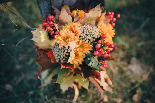 Svatba na podzim