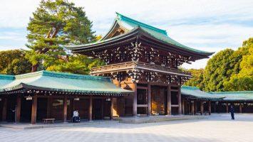 Svatyně Meiji
