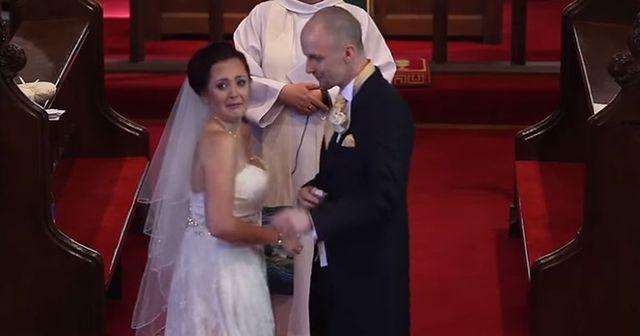 Překvapení pro nevěstu