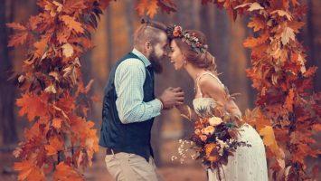 Podzimní doplňky na svatbu