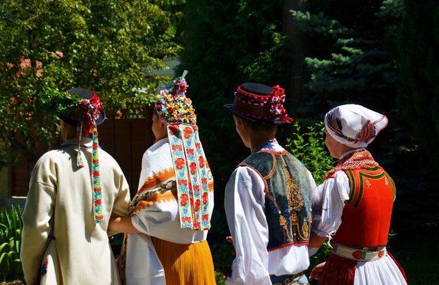 Svatba na Moravě