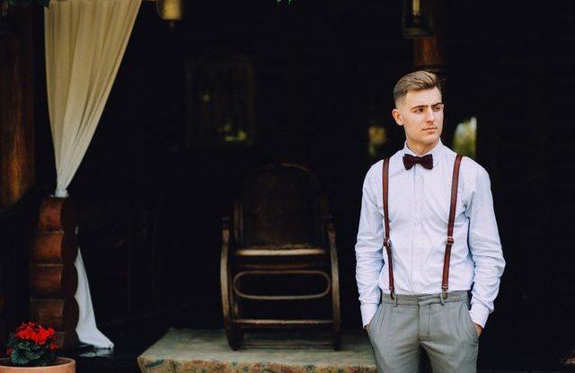 Oblečení pro ženicha