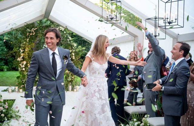 Gwyneth Paltrow svatba