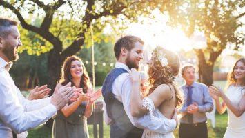 Tanec novomanželů