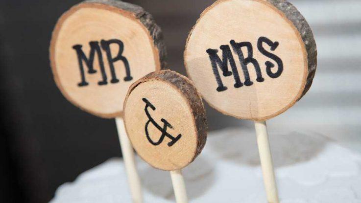 Svatební povlečení