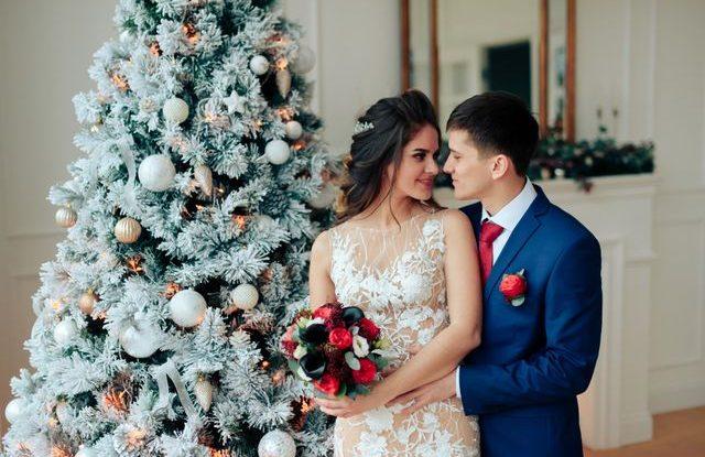 Vánoční svatba