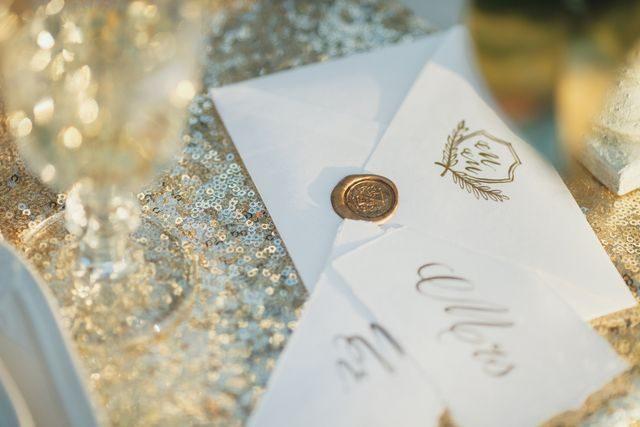 Svatební pečeť