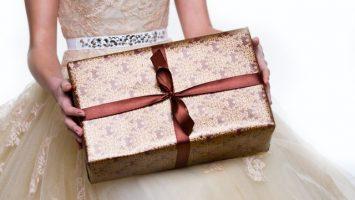 Cena svatebního daru