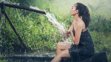 Jak vybrat sprchový gel