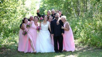 vtipy o svatbě