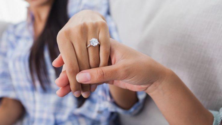 Jak vybrat zásnubní prsten