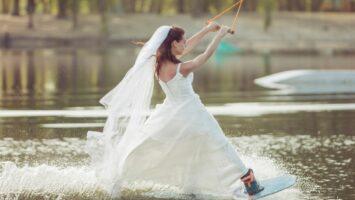 Adtrenalinová svatba