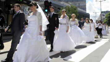 Hromadná svatba