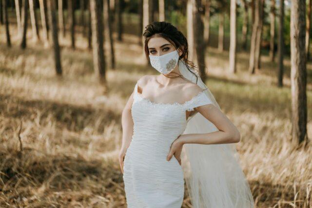 Svatební rouška