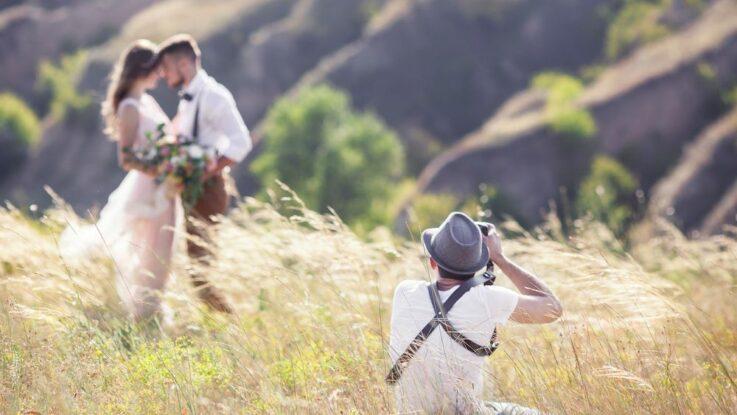 Jak natočit svatební video
