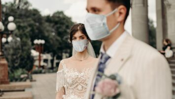 svatby během koronaviru
