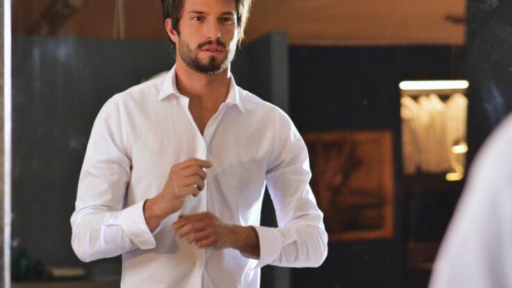 Druhy oblekových košil