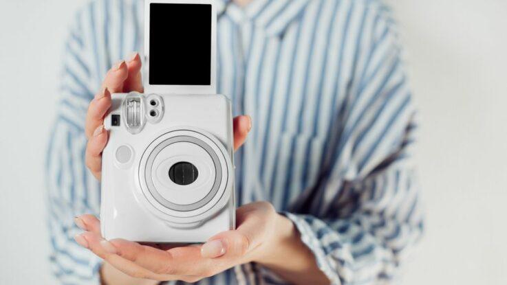 Fotoaparát polaroid